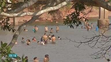 Festival de praia movimenta cidade de Tesouro - Festival de praia movimenta cidade de Tesouro.
