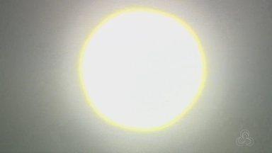 Eclipse solar poderá ser visto no Brasil - Veja explicações de como será o fenômeno.