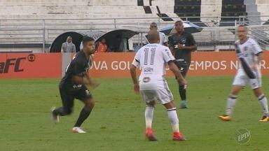 Sheik brilha e Ponte Preta vence o Botafogo pelo Brasileirão - Com dois gols do atacante, a Macaca venceu a partida por 2 a 1.