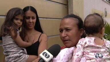 Moradores reclamam de falta de água na Vila Alzira, em Aparecida de Goiânia - Eles dizem que ficam dias sem abastecimento e cobram uma solução das autoridades.