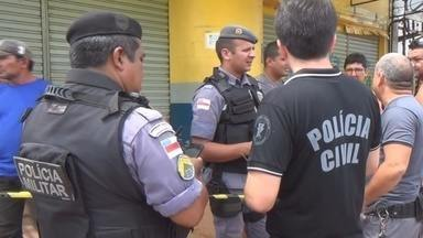 Homem é morto e tem casa incendiada no interior do AM - Crime ocorreu na cidade de Itacoatiara.