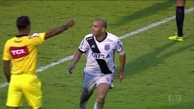 """Emerson """"Sheik"""" é destaque em vitória da Ponte Preta sobre o Botafogo - Confira os melhores momentos da partida pelo Brasileirão."""