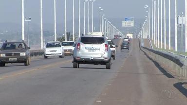 Acidentes com morte na ponte FHC assustam motoristas que passam pelo local com frequência - Acidentes com morte na ponte FHC assustam motoristas que passam pelo local com frequência