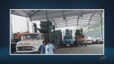 Polícia apreende 24 máquinas de beneficiamento usadas para furtar café no ES - Polícia apreende 24 máquinas de beneficiamento usadas para furtar café no ES