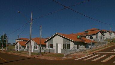 Mais de duas mil famílias estão na expectativa pela casa própria - A semana começa com o sorteio das casas do Conjunto Riviera.