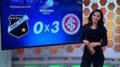 Globo Esporte RS - Bloco 2 - 21/08/2017 - Assista ao vídeo.