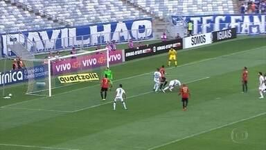 Cruzeiro vence o Sport no Mineirão. E poderia ter sido por mais gols... - Cruzeiro vence o Sport no Mineirão. E poderia ter sido por mais gols...