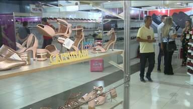 Evento CampinaCal é realizado em Campina Grande - Esse ano são esperados mais de 1000 lojistas e um volume de negócios em torno de 20 milhões de reais.