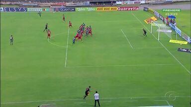 CRB abre vantagem, mas sofre empate do Luverdense no Rei Pelé - Galo faz 2 a 0, no primeiro tempo, mas vacila na segunda etapa e termina perdendo boa chance de vencer os matogrossenses