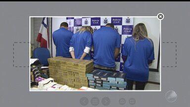 Destaques do Dia: quadrilha que vendia produtos estéticos ilegais é apresenta pela polícia - Confira outros fatos que marcaram o segunda (21).