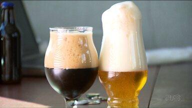 Curitiba se destaca na produção de cerveja artesanal - Os novos sabores e combinações impulsionam o mercado que caiu no gosto do brasileiro.