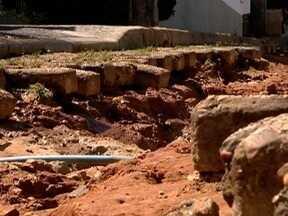 Cidades da região trabalham para recuperar pontos danificados pela chuva - Foram registrados destelhamentos e alagamentos.