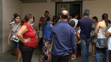 Pacientes reclama de oscilação no sistema da Central de Regulação de Goiânia - Segundo eles, não foi possível marcar consultas com o sistema fora do ar.