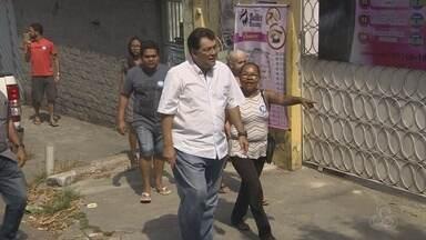 Veja o dia a dia de candidatos ao governo do Amazonas - Candidatos concorrem no 2º turno para governador