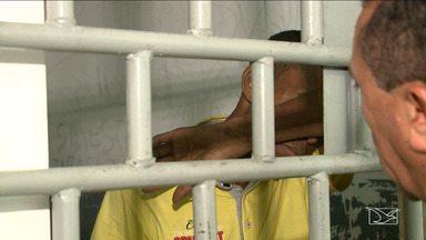Assaltante preso em São Luís com pistola da Polícia Civil do Maranhão - Assaltante foi preso nesta terça-feira (22) no Centro de São Luís com uma pistola que pertence à Polícia Civil do Maranhão.