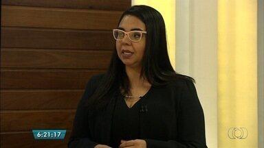 Especialista tira dúvidas sobre possíveis mudanças nas regras dos planos de saúde, em GO - Presidente da Comissão de Direito Médico da OAB-GO, Caroline Santos, é convidada do quadro BDG Responde.