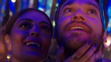 Rubinho prepara surpresa para Bibi - Traficante relembra o último aniversário da esposa