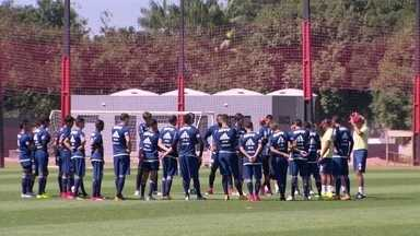 Flamengo quer manter boa fase do novo técnico, contra o Atlético-PR - Flamengo quer manter boa fase do novo técnico, contra o Atlético-PR
