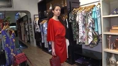 Banho de loja: Veja dicas sobre a moda das roupas monocromáticas - Segundo especialista, a roupa de uma só cor tem vários benefícios