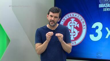 Diogo Olivier comenta vitória do Internacional - Público participa da discussão com a #CentralDoTorcedor.