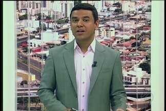 MGTV 1ª Edição de Uberlândia e região: Programa de sábado 26/08/2017 - na íntegra - Nesta edição a TV Integração mostrou que UFU deve instalar 200 câmeras de segurança em unidades do Triângulo Mineiro.