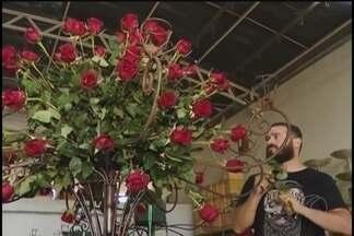 Quadro 'Meu Talento' destaca o trabalho de floristas em Uberlândia - Sonho e empreendedorismo se misturam na vida de quem escolhe profissão.