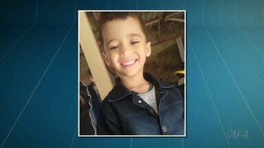 Morre menino picado por escorpião amarelo - O garoto de 4 anos era de Jussara, noroeste do Estado. Ele estava internado em Maringá desde sexta-feira (25).