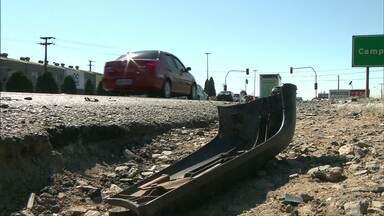 Três pessoas morrem atropeladas em acidente na BR-227, na região de Curitiba - Um adolescente estava dirigindo e fugiu sem prestar socorro.