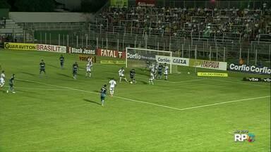 Londrina enfrenta o Luverdense no Mato Grosso - Em caso de vitória o Londrina pode subir pra sétima colocação e ficar apenas a quatro pontos do grupo que sobe pra primeira divisão.