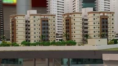Novas regras da Caixa Econômica dificultam financiamento de casas - Para imóveis de até R$ 400 mil, a entrada passou de 10% para 20%.