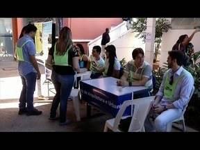 Décima primeira edição do Balcão da Cidadania atrai centenas de pessoas em Valadares - Foram oferecidos vários serviços gratuitos para a população.