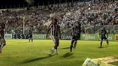Ceará vence o Náutico e se consolida no G-4 da Série B - Alvinegro venceu por 1 a 0 contra o Náutico nesta sexta-feira (25).