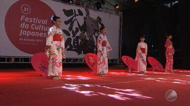 'Festival da Cultura Japonesa' anima o fim de semana em Salvador - O evento conta com dança, games, quadrinhos e mais; confira.
