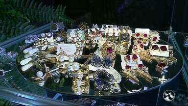 Salão de Noivas e Festas acontece em Garanhuns - Lugar ajuda noivos a fecharem os detalhes do casamento