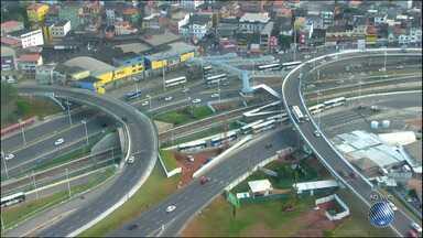 Veja imagens do trânsito na LIP - Confira no Radar do JM.