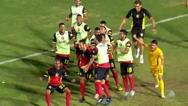 Juazeirense leva 2 x 0 do Globo-RN e não vai à final da 'Série D' do Brasileirão - Confira as notícias do time do interior baiano.