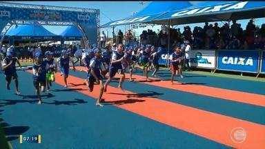 Maratoninha reúne crianças em Teresina para prática de esportes e entrega de prêmios - Maratoninha reúne crianças em Teresina para prática de esportes e entrega de prêmios