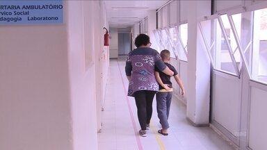Hospital Infantil de Florianópolis suspende cirurgias eletivas por falta de verba - Hospital Infantil de Florianópolis suspende cirurgias eletivas por falta de verba