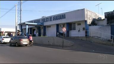 Segurança de supermercado é baleado durante tentativa de assalto em Araguaína - Segurança de supermercado é baleado durante tentativa de assalto em Araguaína