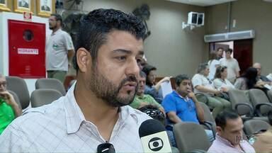 Audiência pública em Foz discute responsabilidade dos empresário no combate à dengue - Participaram da audiência comerciantes de ramos nos quais é alto o risco de acúmulo de água.