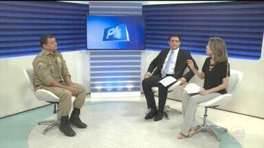 Agente da PRF fala sobre imprudência e número de acidentes em rodovias - Agente da PRF fala sobre imprudência e acidentes em rodovias