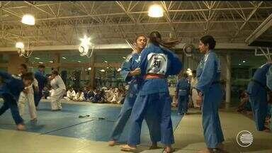 Time Piauí tem esperança de medalhas nos Jogos Escolares - Time Piauí tem esperança de medalhas nos Jogos Escolares