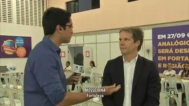 Mais de 500 aparelhos de conversão de sinal digital foram entregues no Ceará - Leia mais notícias em G1.globo.com/ce