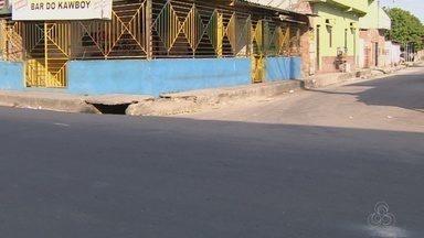 Comerciante é morto a tiros em Manaus - Pedro Firmo foi surpreendido por homem armado na comunidade Novo Reino II.