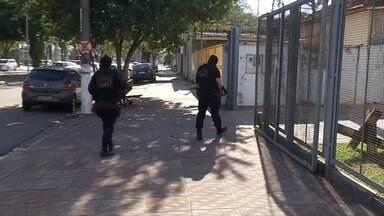 Operação aponta brasileiro de MS, preso no Paraguai, como chefe de tráfico de drogas - Operação Coroa foi realizada pela Polícia Federal contra o tráfico internacional de entorpecentes.