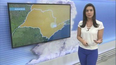 Quarta-feira tem previsão de Sol o dia todo sem nuvens no céu para região de Campinas - Termômetros registram máxima de 32º em Campinas (SP) e mínima de 18º em Jaguariúna (SP).