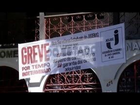 Servidores da Junta Comercial iniciam greve no estado - Servidores cobram revisão do plano de carreira, entre outras demandas.