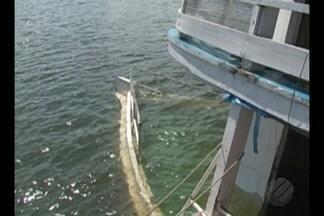 O proprietário do barco que naufragou no rio Xingu prestou depoimento à Polícia - O dono da embarcação que naufragou no rio Xingu há uma semana foi ouvido na noite de segunda-feira (28).