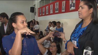 Primeiro julgamento com tradução simultânea em Libras é realizado no Brasil - Novidade aconteceu no Fórum de Itabuna.