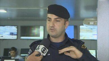 Polícia Militar alerta sobre comportamento quando se é vítima de assalto - Cícero Moura conversa sobre a importância de se manter a calma durante abordagens de criminosos.